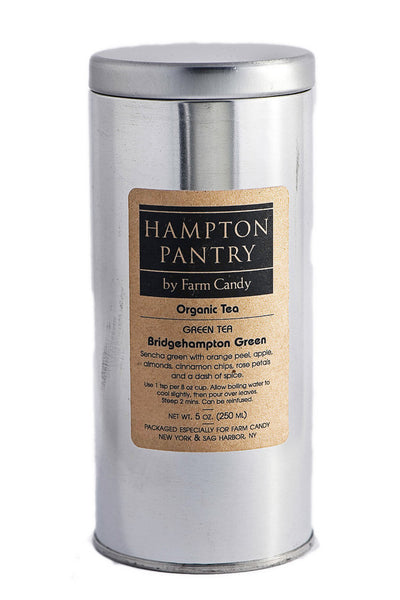 Organic Bridgehampton Green Tea