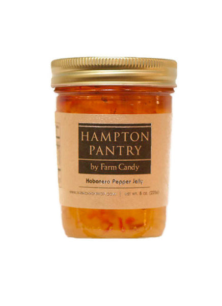 Habanero Pepper Jelly