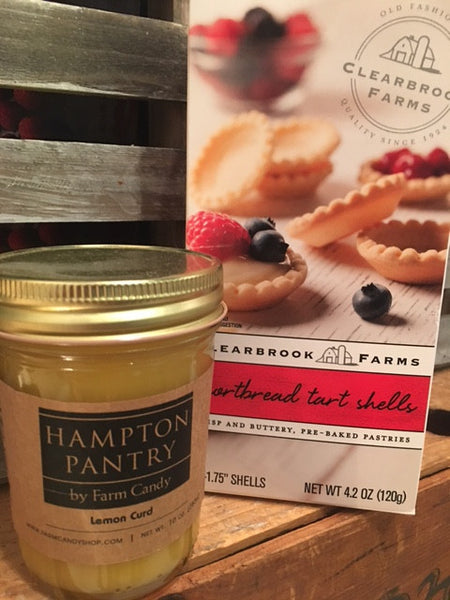 Lemon Tart Gift Set