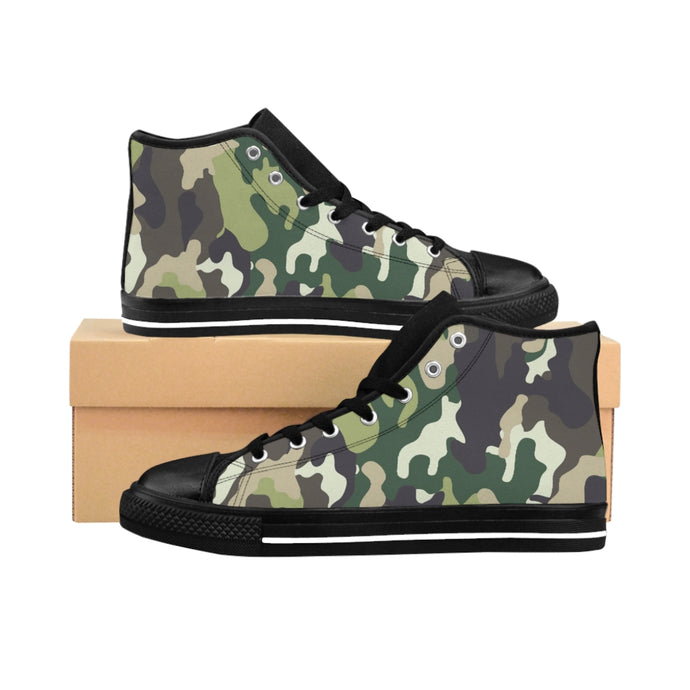 1 Women's High-top Sneakers Jungle Fever by Calico Jacks