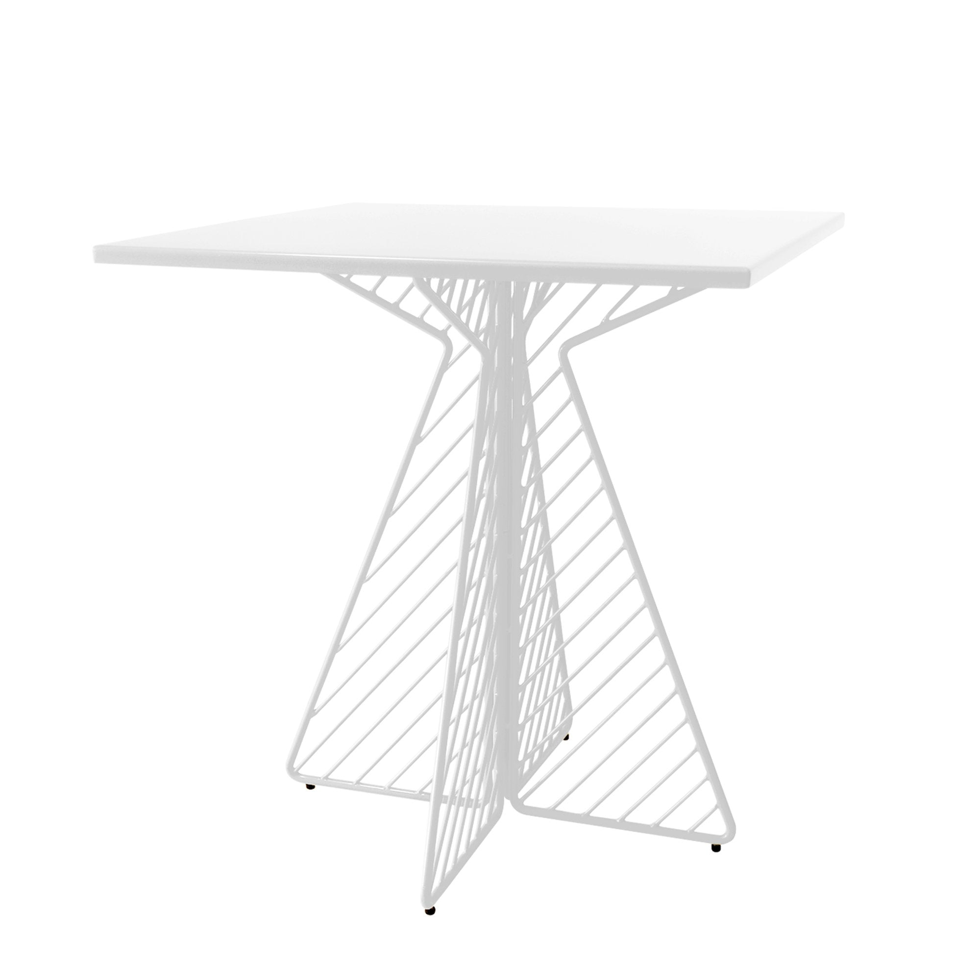 Cafe Dining Table Square