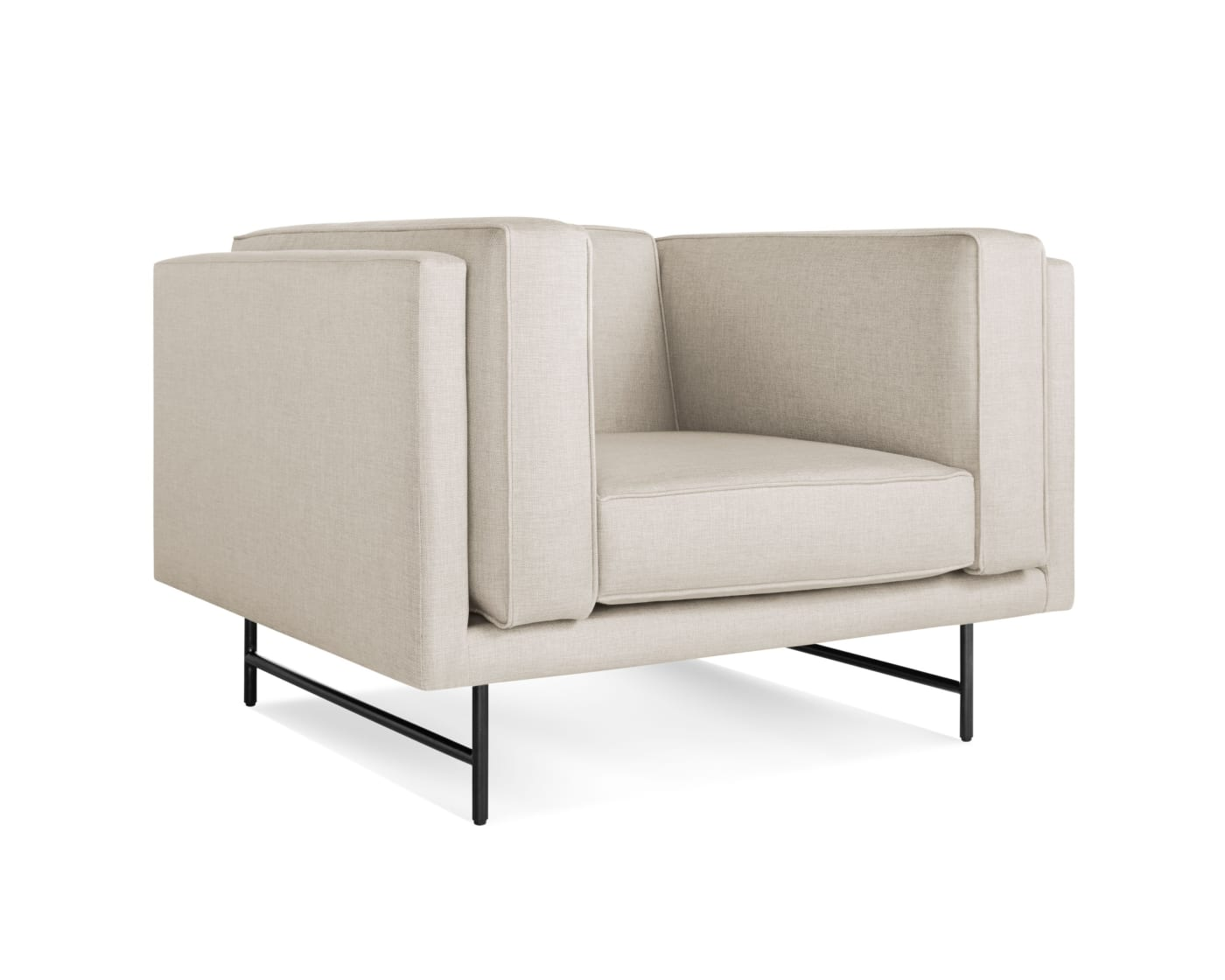 Bank Lounge Chair