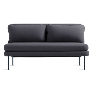 "Open image in slideshow, Bloke 60"" Armless Sofa"