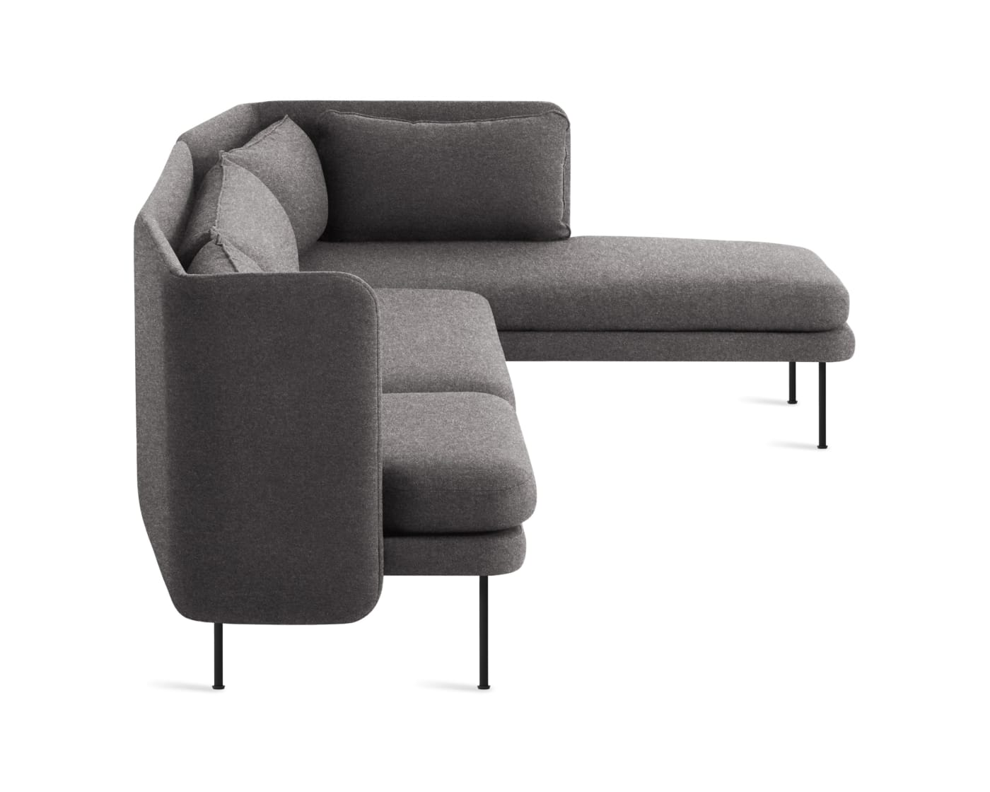 Bloke Sofa with Chaise