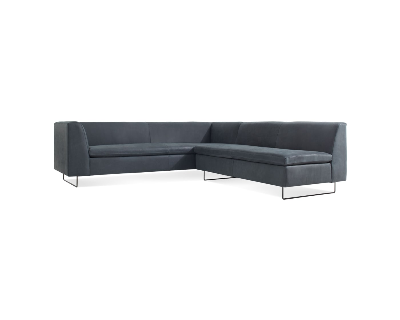 Bonnie & Clyde Sectional Sofa
