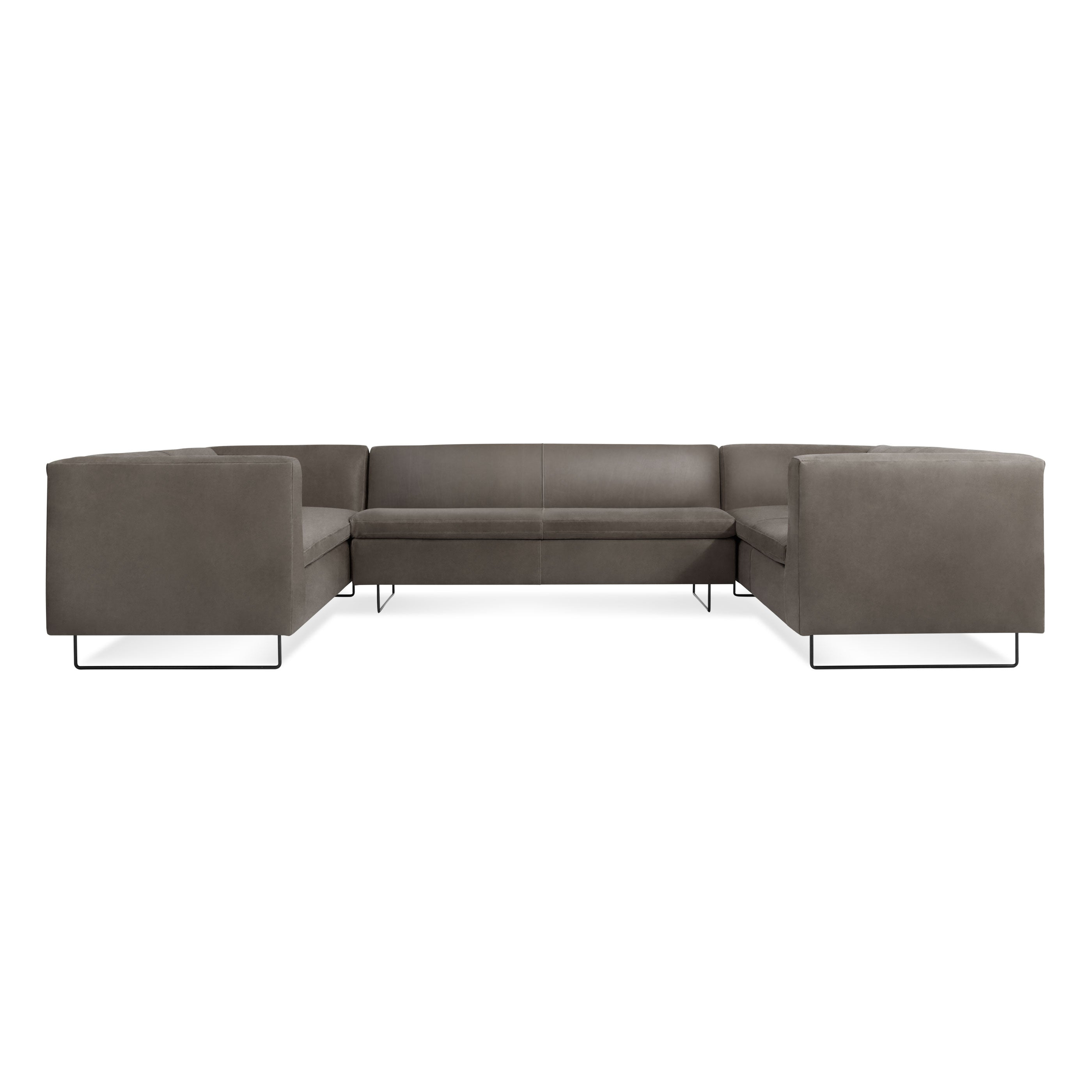 Bonnie & Clyde U-Shaped Sectional Sofa