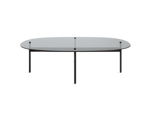Open image in slideshow, Flume Swoval Coffee Table