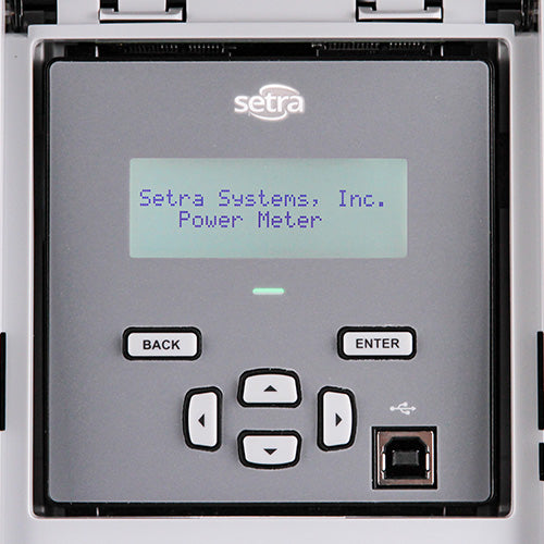 Setra Multi-Circuit Power Submeter (3, 12, and 48 Load Options)