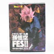 Figurine Dragon Ball de Black Goku