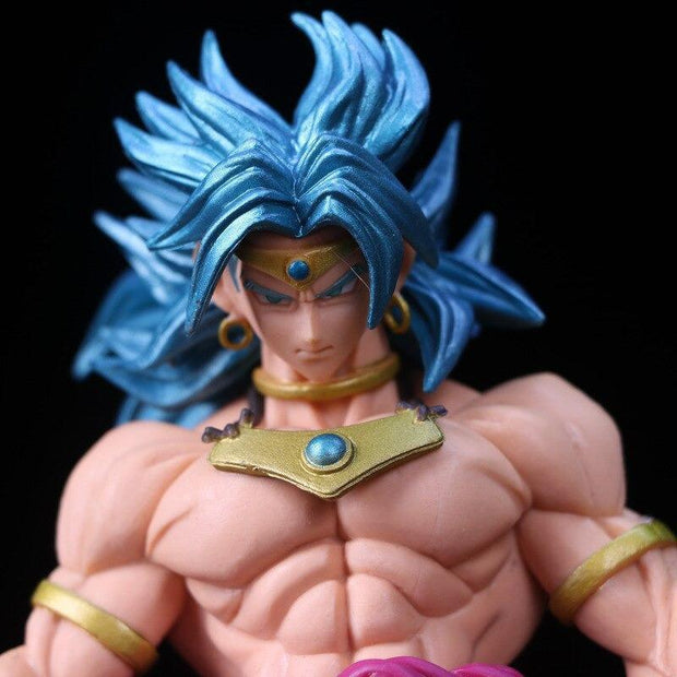 Figurine Dragon Ball de Broly