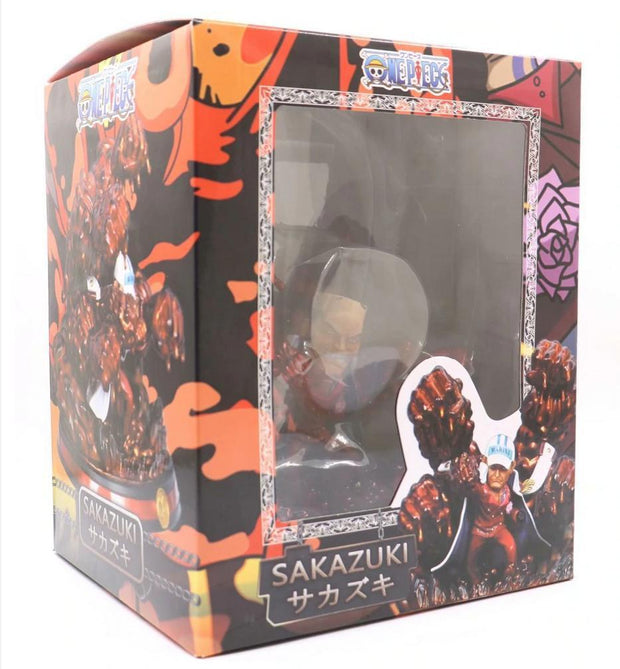 Figurine One Piece de Sakazuki