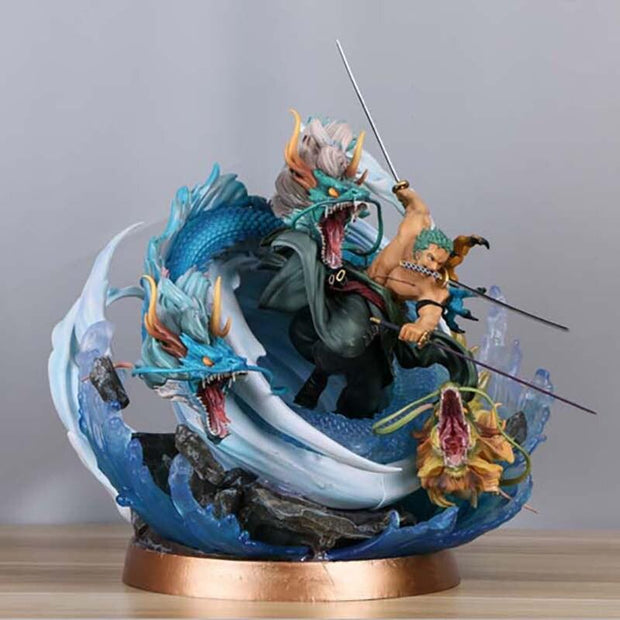 Figurine One Piece de Zoro