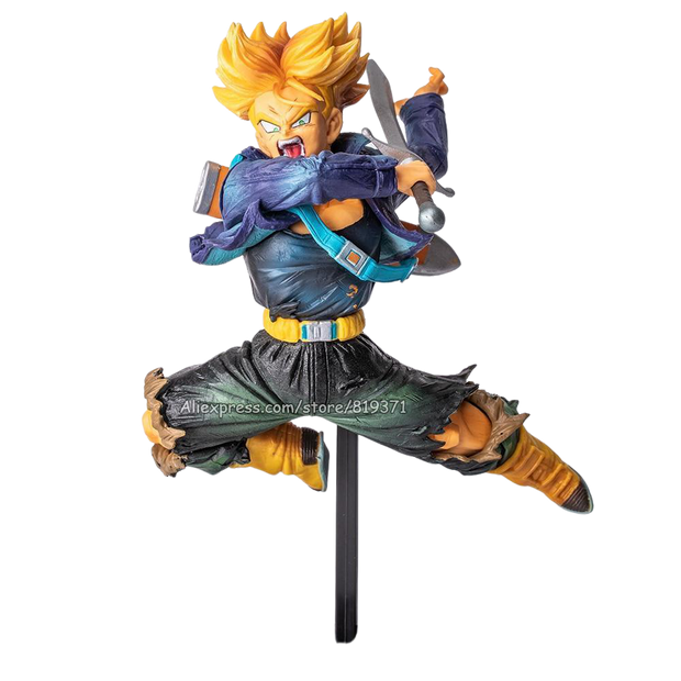 Figurine Dragon Ball de Trunks