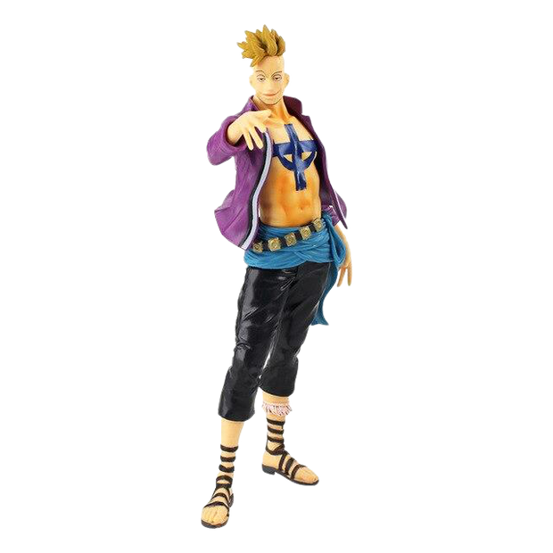 Figurine One Piece de Marco Phoenix