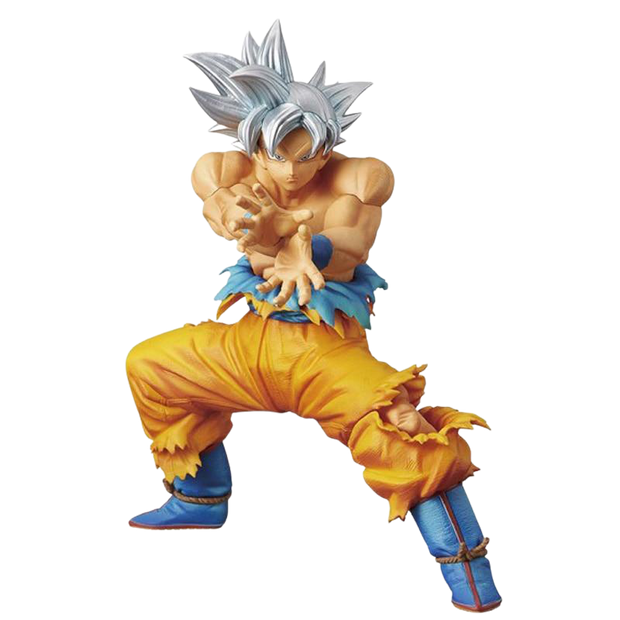 Figurine Dragon Ball de Goku Ultra Instinct
