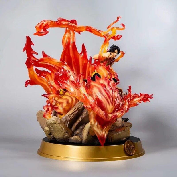 Figurine One Piece de Ace