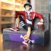 Figurine One Piece de Luffy