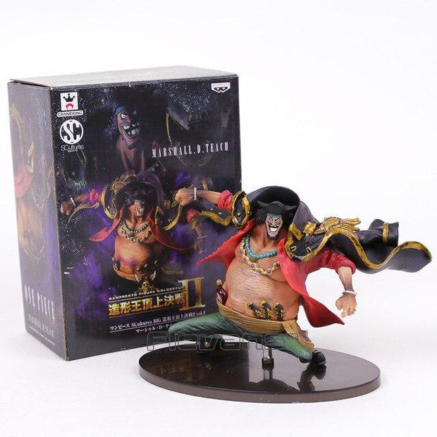 Figurine One Piece de Barbe Noir
