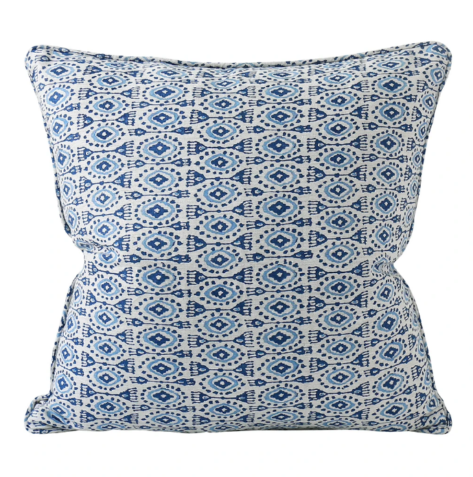 Yuzu Riviera Pillow