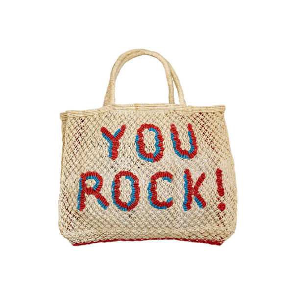 You Rock Beach Bag