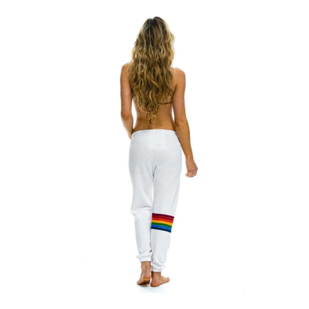 Rainbow Stitch Sweats