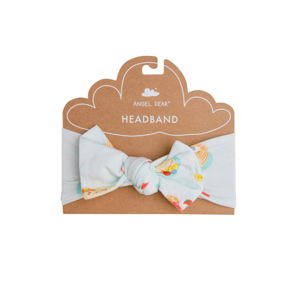 Angel Dear Pancake Headband
