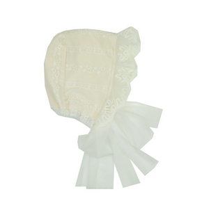 Haute Baby Matching Heirloom Bonnet