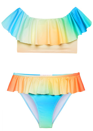 Stella Cove Sunset Bikini for Girls