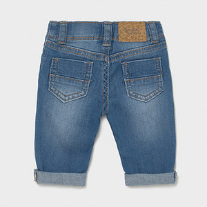 Mayoral Super Soft Denim Pants