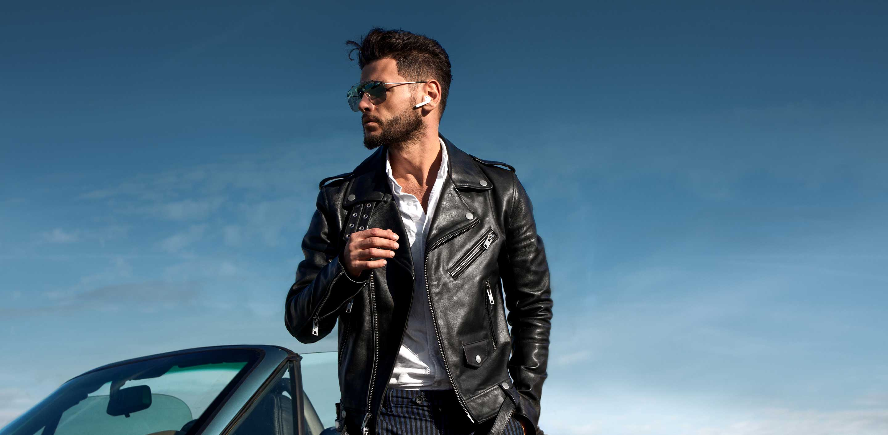 10 Reasons why Leather Jackets are Cool