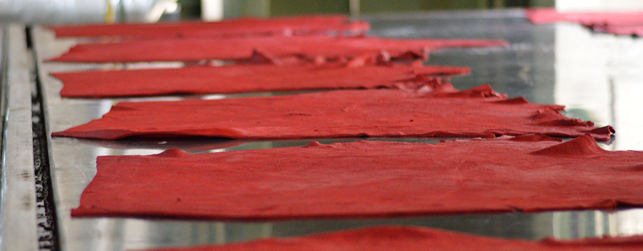 First, Leather Goes Through A Tanning Process