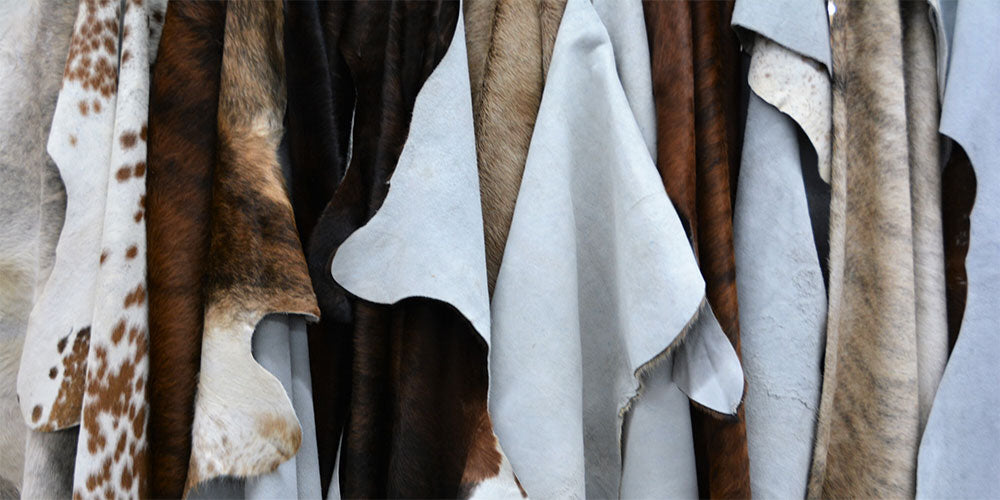 Top Quality Leather - Sheep & Cowhide