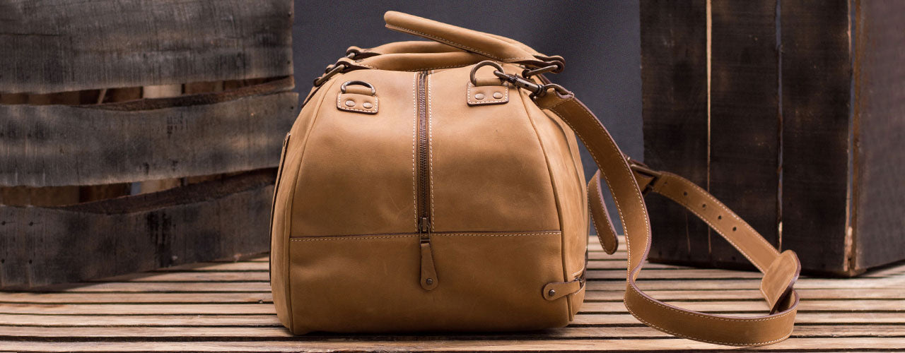 Leather Duffel Travel Bags Need To Be A Specific Size