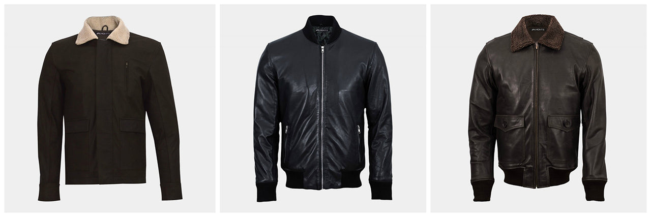 You Love The New Leather Jacket Smell
