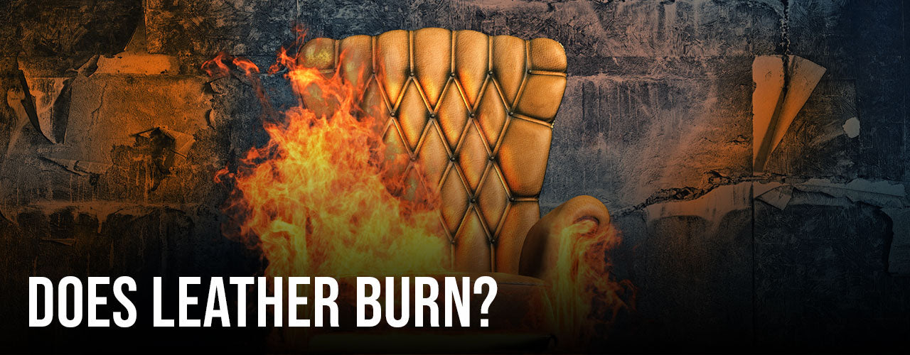 Does Leather Burn?
