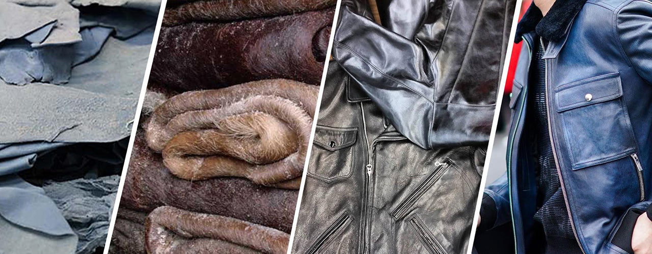 Evolution of Leather Jackets in Mankind