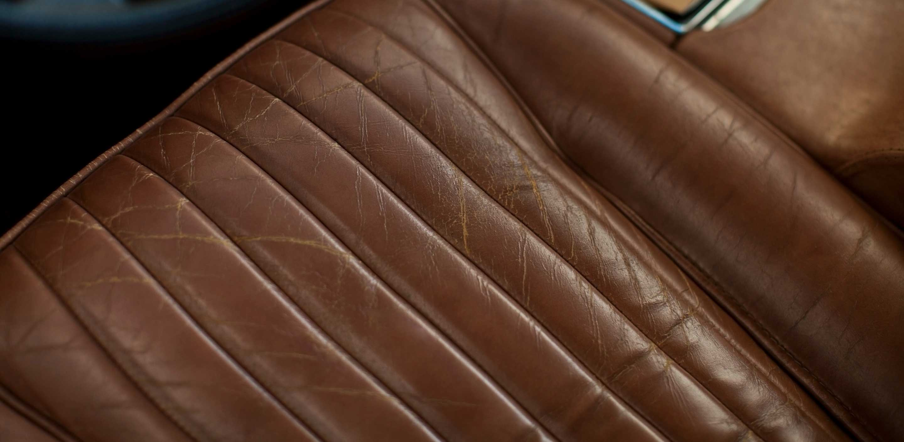 Fixing The Cracked Leather