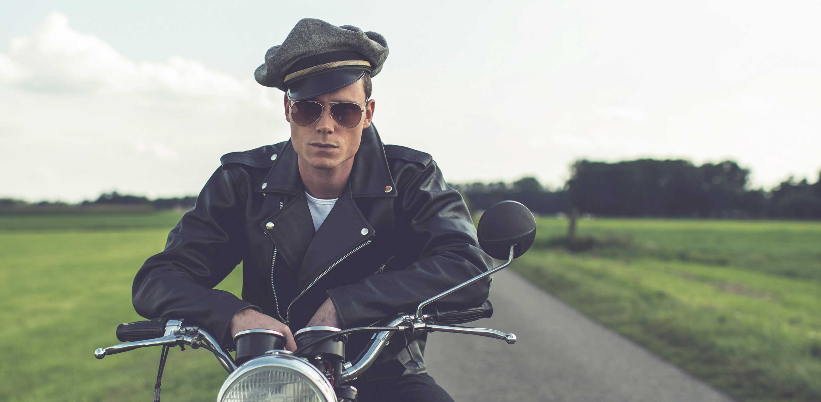 From Battlefield to Broadway - History of Leather Jackets