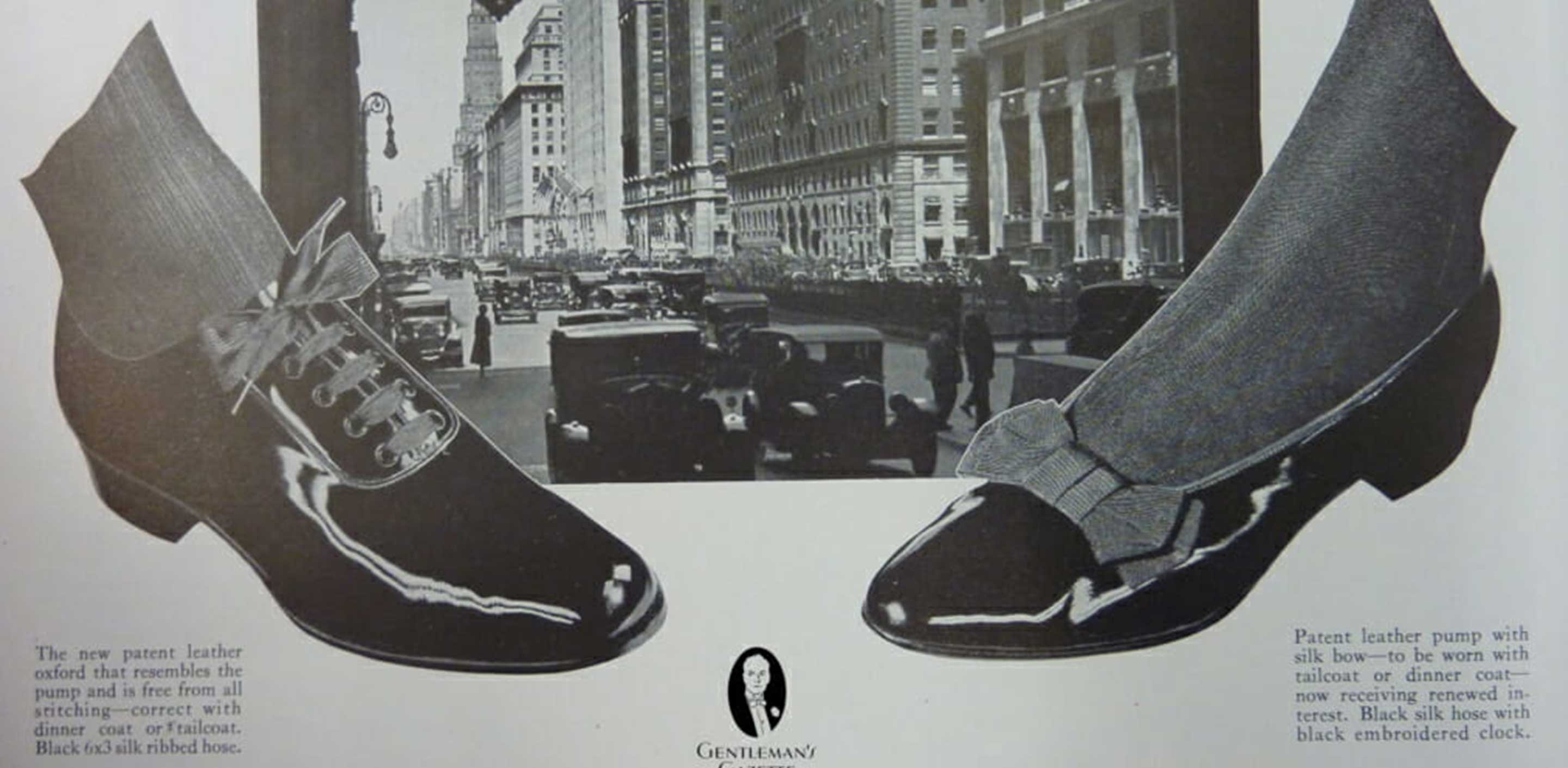History Of Patent Leather