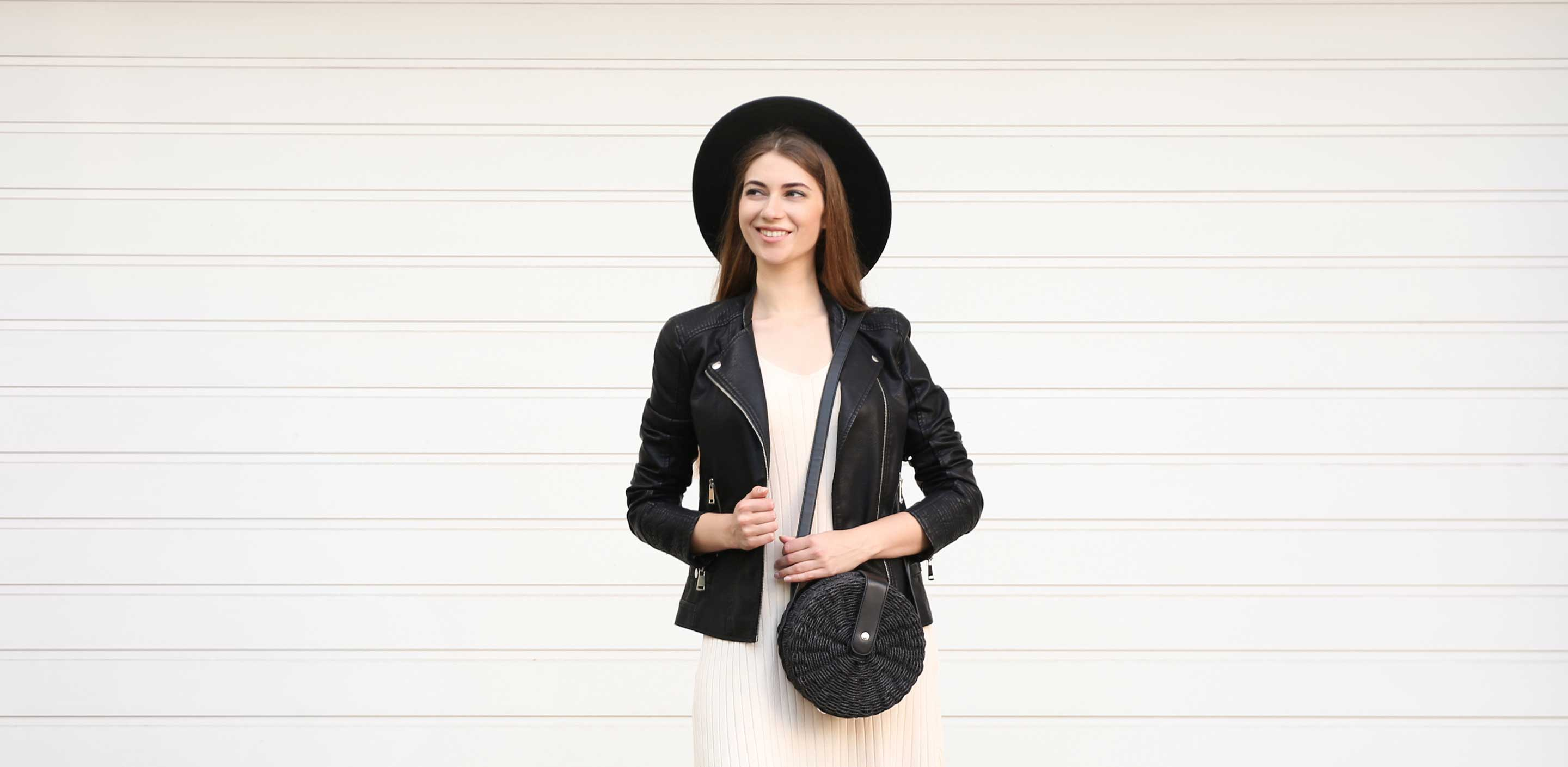 How To Wear A Leather Jacket In The Summer?