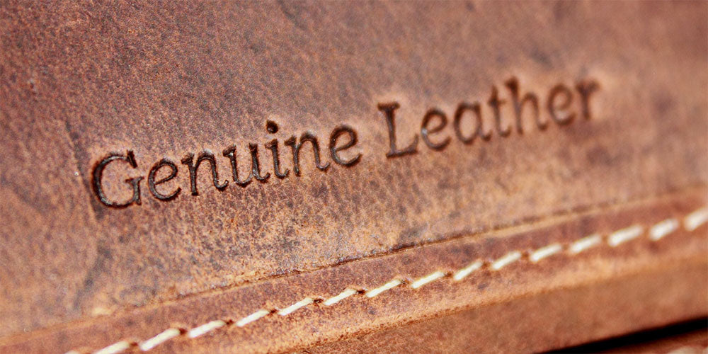 Is genuine leather expensive?