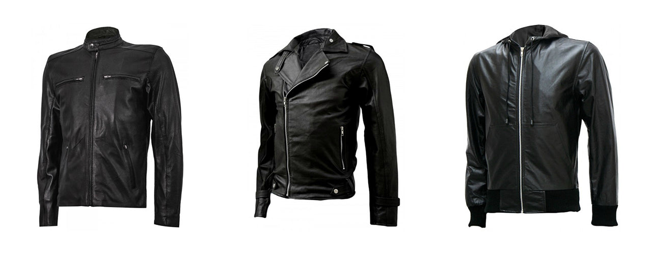You Can Differentiate The Different Types Of Leather Jackets