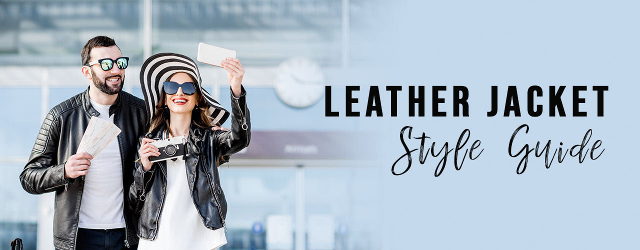 Leather Jacket Style Guide