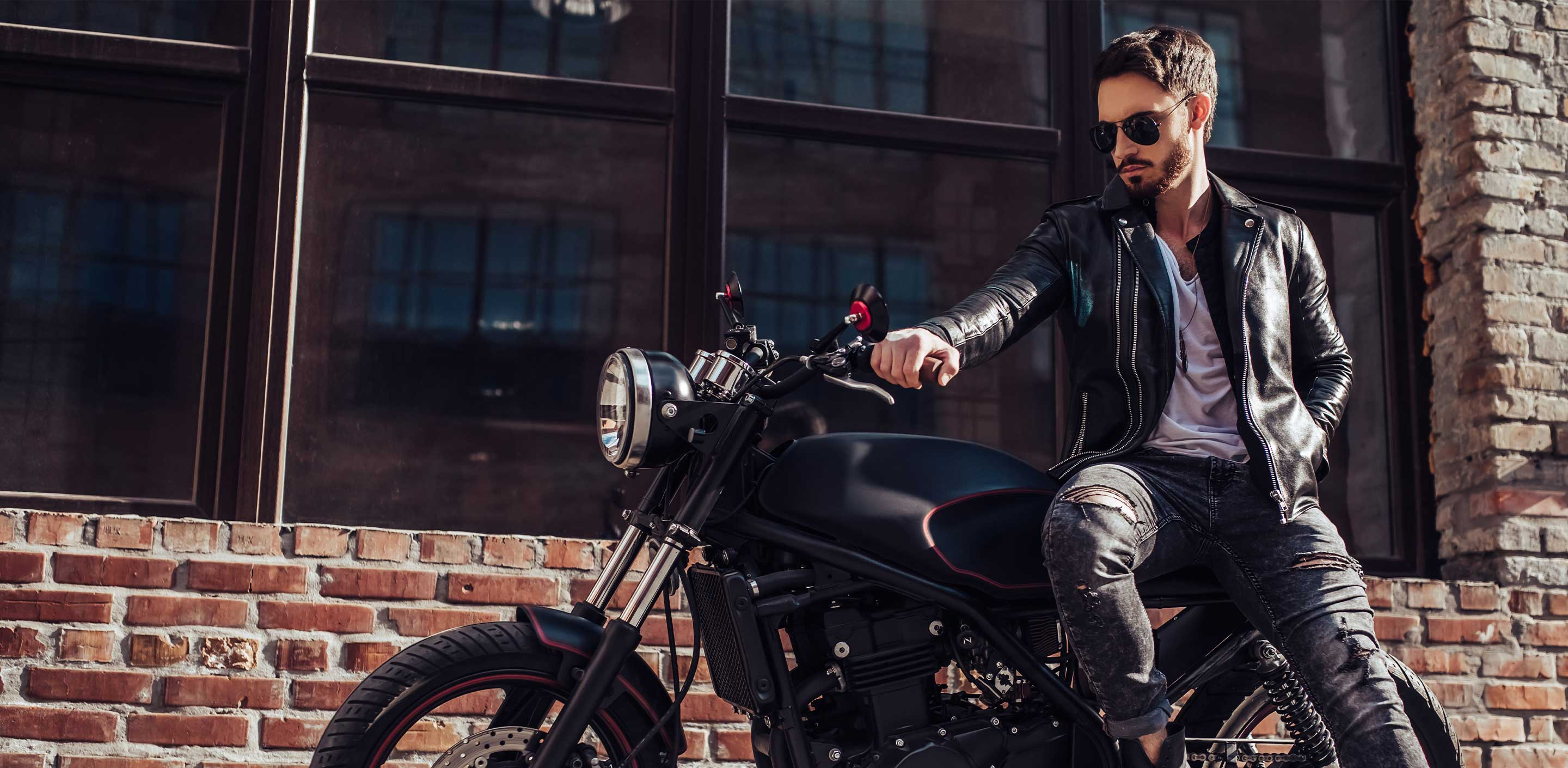 Make An Impression with the Amazing Outerwear Leather Jackets