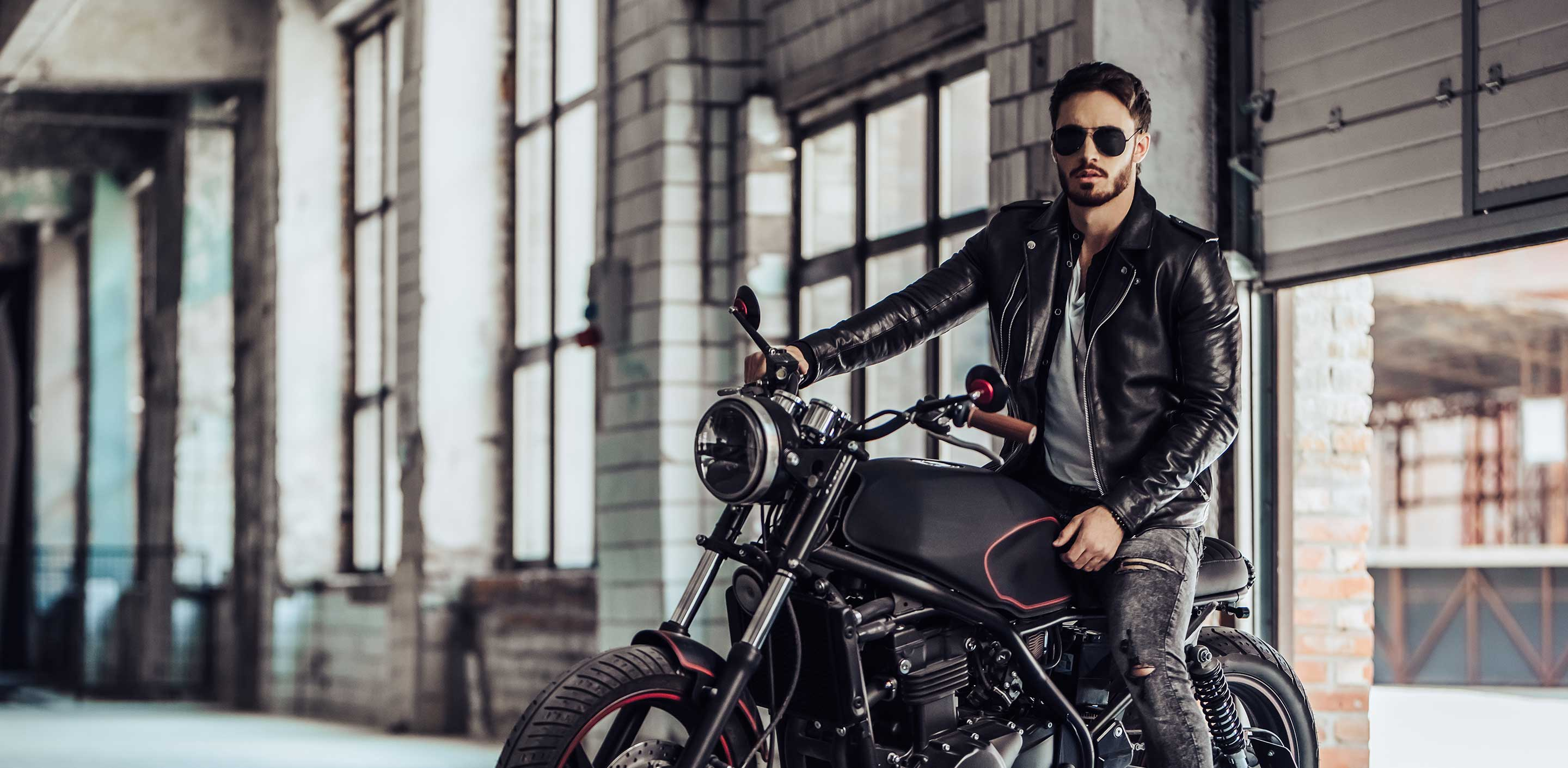 Men's Biker Leather Jackets - A Fashion Forward Solution for Your Wardrobe