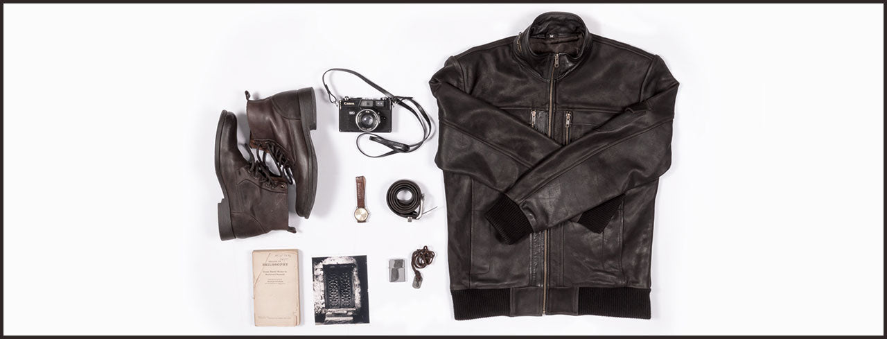 Pairing Various Leather Items