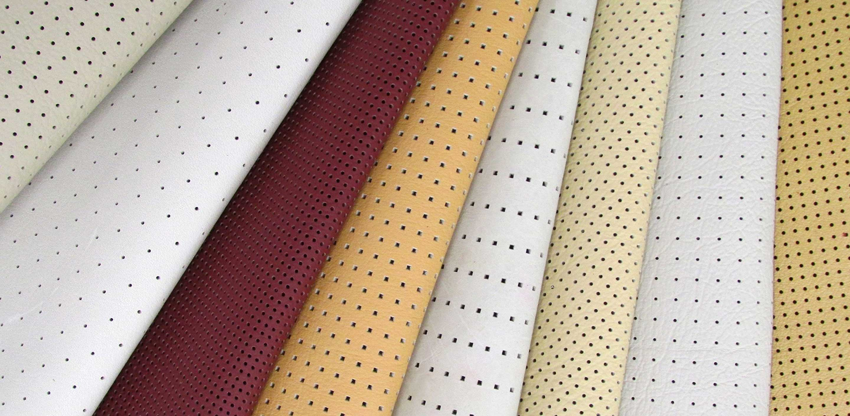 What is Perforated Leather?