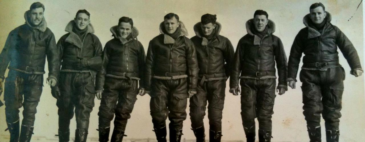 Leather Jackets Were Actually Designed For Fighter Pilots