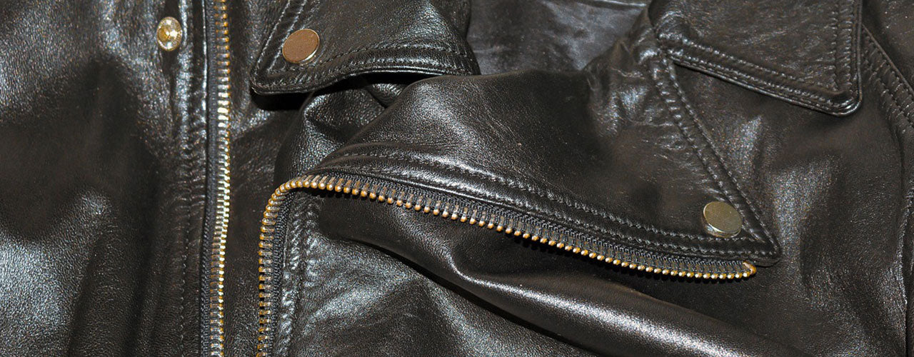 Once the jacket is stitched, pressing and molding takes place