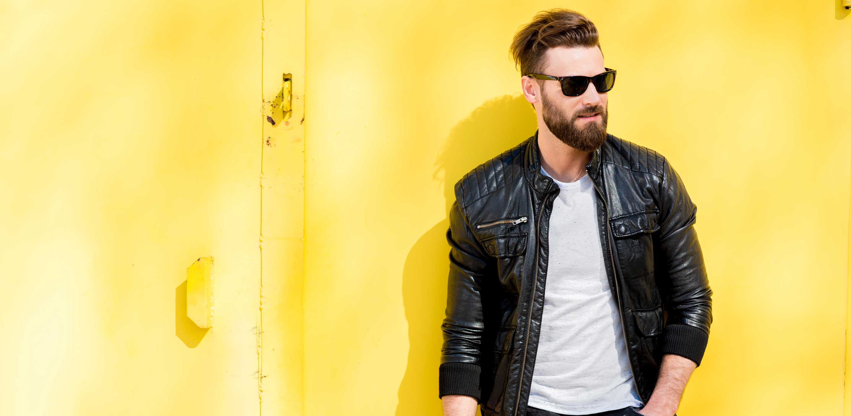Shine Bright with Classy Leather Bomber Jackets